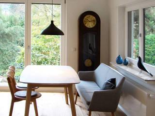 Ferienwohnung in der Eifel stanke interiordesign Moderne Esszimmer