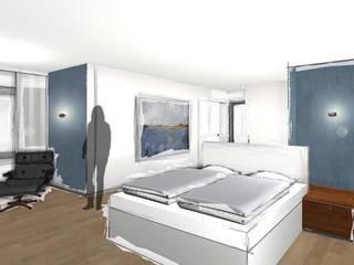 Entwurfsphase Einfamilienhaus Rheinbach stanke interiordesign