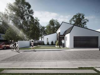 Epping Road - Zimbabwe by Urban Habitat Architects Modern