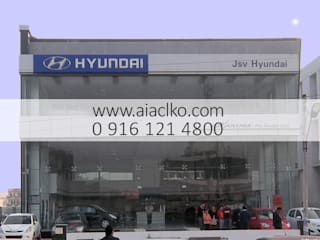 Project JSV Hyundai Showroom by Architectural Innovations & Construction Modern