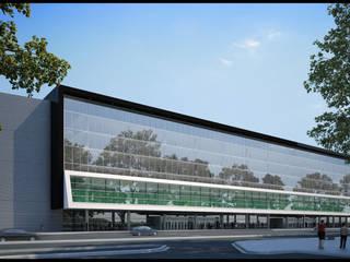 de REZ Arquitectura | Diseño | Construcción Moderno