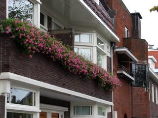 verbouwing // Amsterdam Klassieke muren & vloeren van Studio FLORIS Klassiek