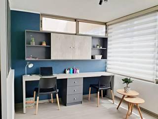 de Estudio Arquitectura y construccion PR/ Arquitectura, Construccion y Diseño de interiores / Santiago, Rancagua y Viña del mar Moderno