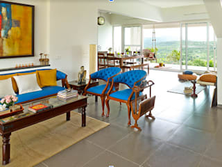 Villa 6, Mantri Builders: minimalist  by Earthworks,Minimalist