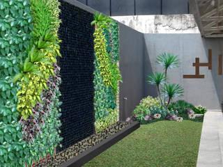 Pembuatan Taman Rumah di Daerah Depok Oleh Elok Taman 88