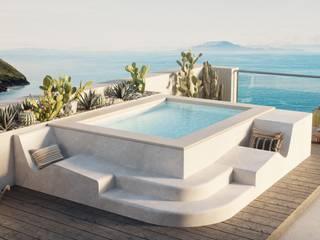 Moderner Spa von Aquazzura Piscine Modern