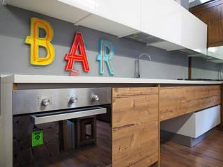 Modern kitchen by nuovimondi di Flli Unia snc Modern