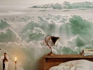 Wolken-Tapeten Ausgefallene Schlafzimmer von Gaedke Tapeten Ausgefallen