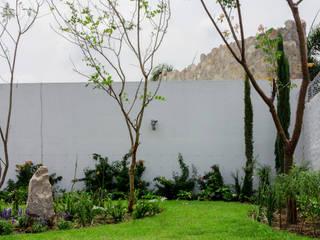 Jardines de estilo moderno de Boceto Arquitectos Paisajistas Moderno
