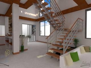 Diseño y Construcción de Casa Vacacional de PyH Diseño y Construcción Moderno