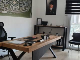Vizyon Gayrimenkul Kale Ofis Mobilyaları