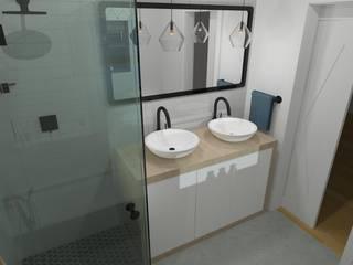 Bathroom Remodel by RooMoo