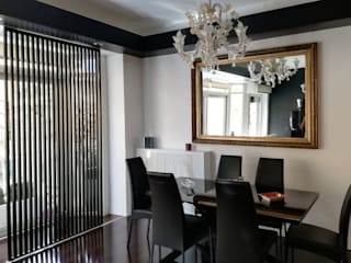 Modern dining room by Altro_Studio Modern