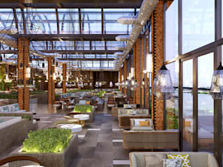 Shisha Lounge by Quark Studio Architects Eclectic