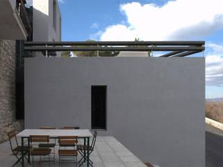 Altro_Studio Single family home Concrete Grey