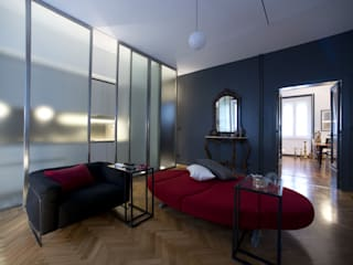 Modern living room by Altro_Studio Modern