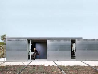 Altro_Studio Prefabricated home