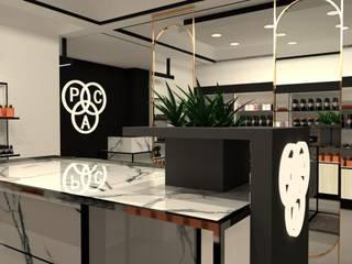 PAC Store by tanushree Agarwal Designs Modern