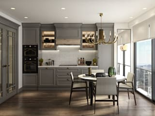 WALL INTERIOR DESIGN Kitchen