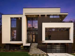 Sönmez Dizayn Yapı – Villa Projesi: modern tarz , Modern
