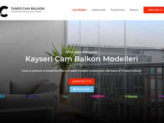 Taner Cam Balkon A2A Dijital