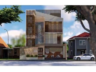Coimbatore by kayal construction Modern