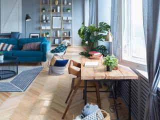 Livings de estilo minimalista de Rebel Designs Minimalista