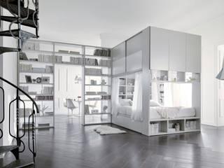โดย L&M design di Marelli Cinzia โมเดิร์น แผ่น MDF