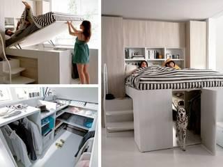 โดย L&M design di Marelli Cinzia โมเดิร์น ไม้เอนจิเนียร์ Transparent