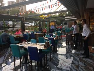 ŞEHR-İ YAR RESTORAN Beykent İç Mimarlık Klasik
