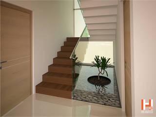 HHRG ARQUITECTOS Stairs