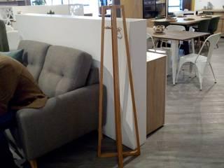 Lamparas de piso decorativas. Lamparalux HogarAccesorios y decoración Madera Acabado en madera