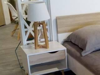 Lamparas de buro decorativa. Lamparalux HogarAccesorios y decoración Madera Acabado en madera