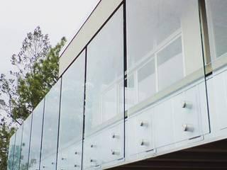 by Canceles r glass Modern