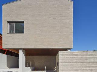 평창동 주택 모던스타일 주택 by 서가 건축사사무소 모던