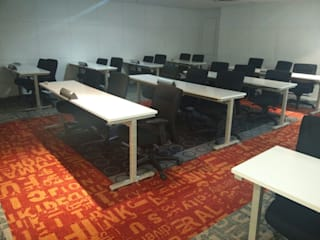 Business centre office furniture by Innodesk Modular