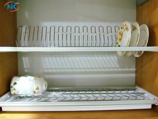 Các phụ kiện hiện đại của một bộ tủ bếp thông minh bởi Nội thất Nguyễn Kim