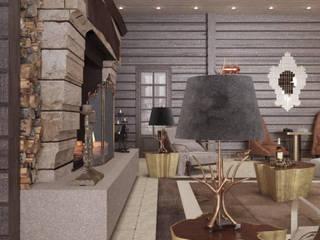 Частный СПА центр Спа в стиле модерн от AE_details Модерн