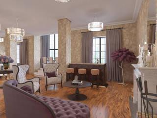 Дом в Барвихе:  в современный. Автор – AE_details, Модерн