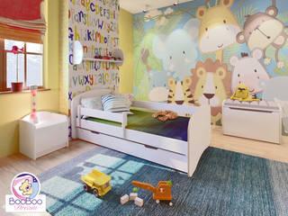 Pokoje dziecięce dla BooBoo Dream od INTUS DeSiGn