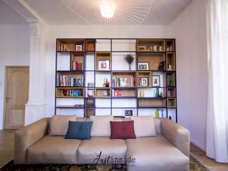 justinside Modern living room Metal