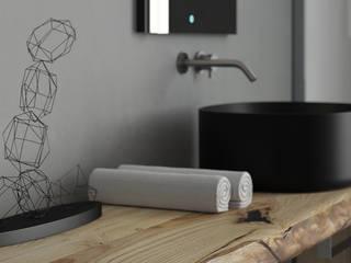 Rendering - Legnobagno SAMUELE SCIACOVELLI design studio BagnoLavabi