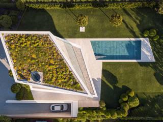 monovolume architecture + design Single family home Reinforced concrete