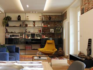 Moderne Wohnzimmer von Onice Architetti Modern