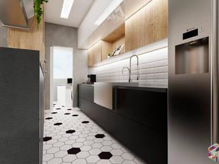 Studio Trix - Arquitetura e Interiores Modern kitchen
