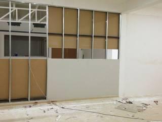 Modern study/office by RMc Multiservicios Modern