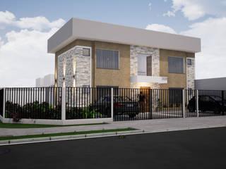 Quitinetes (Studios) Danilo Rodrigues Arquitetura Condomínios