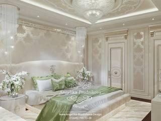 Classic style bedroom by Дизайн-студия элитных интерьеров Анжелики Прудниковой Classic