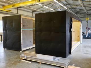 de THULE Blockhaus GmbH - Ihr Fertigbausatz für ein Holzhaus Minimalista