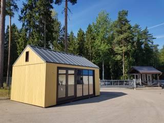 minimalist  by THULE Blockhaus GmbH - Ihr Fertigbausatz für ein Holzhaus, Minimalist